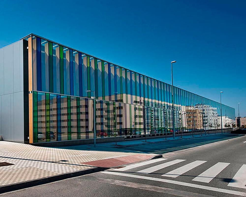Centro DOMUSVi La Haya- Sarriguren