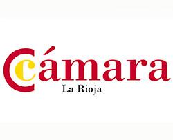 logo Camara de Comercio La Rioja